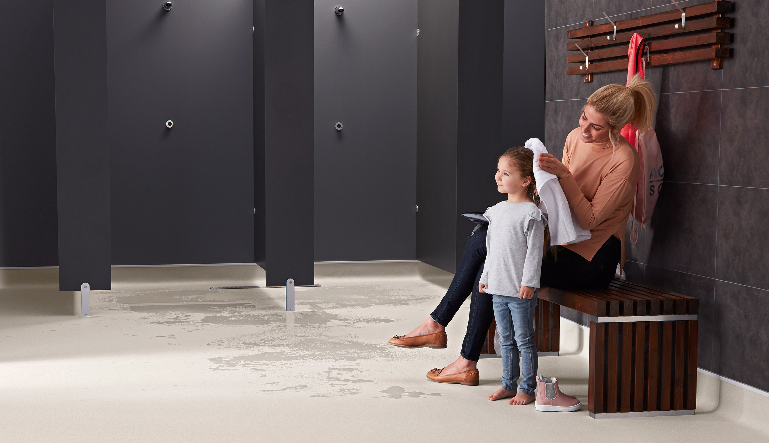 James Halstead – Flooring for the Leisure Industry