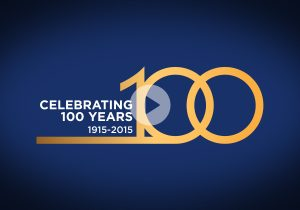 James Halstead – 100 years video poster